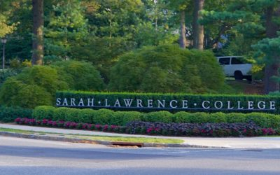 Very Honored to be the Featured Alum, by Sarah Lawrence College!
